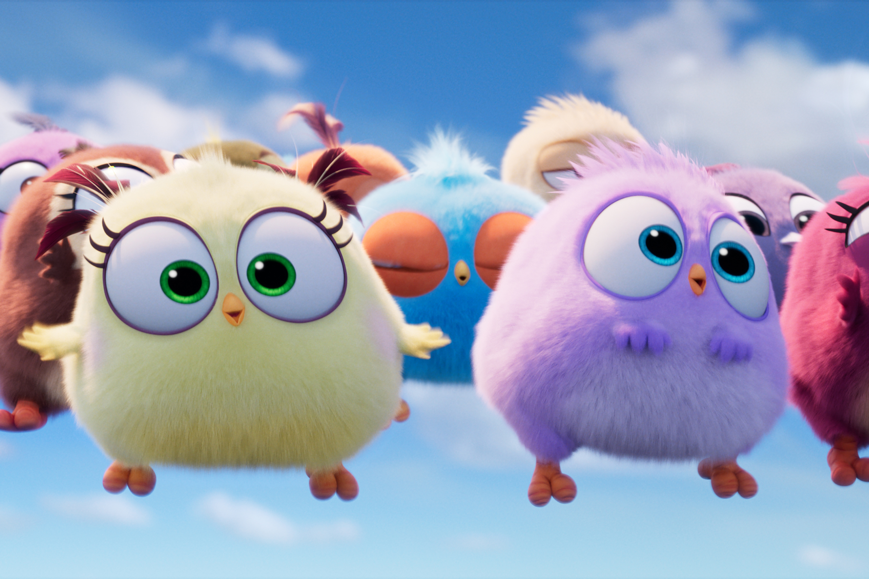 Still 15 for Angry Birds Movie 2, The