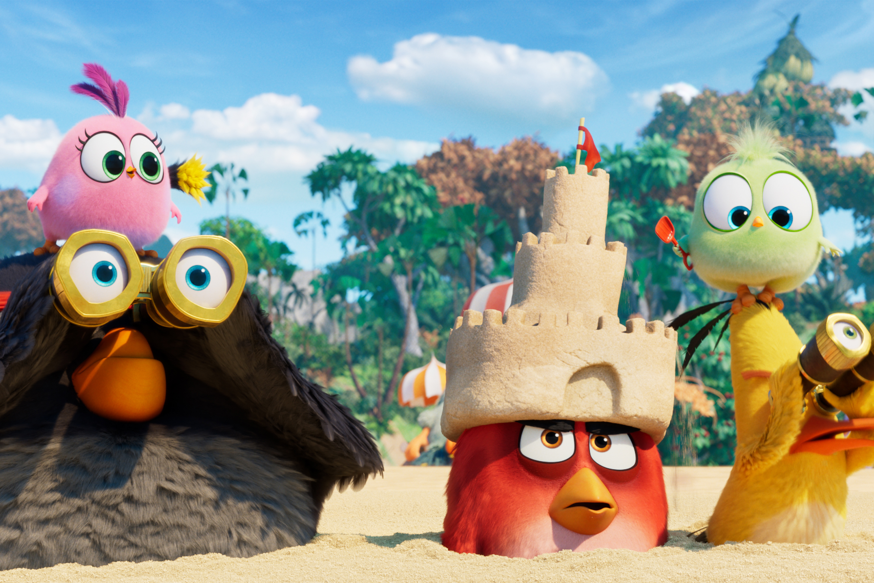 Still 16 for Angry Birds Movie 2, The