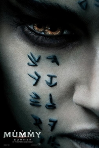 Poster for The Mummy 3D