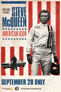 Poster of Steve McQueen: American Icon