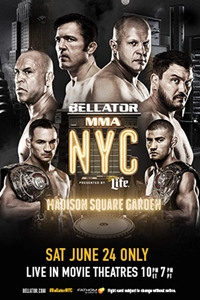 Poster of Bellator NYC: Sonnen vs. Silva