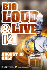 Poster of DCI 2017: Big, Loud & Live 14
