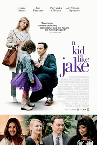 Poster of Kid Like Jake, A