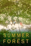 Summer in the Forest Poster
