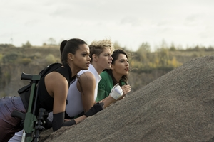 Still of Charlie's Angels