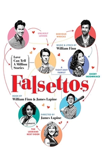 Poster of Falsettos