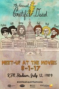 Poster of Grateful Dead Meet Up 2017