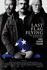 Poster for Last Flag Flying