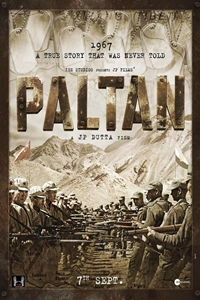 Poster of Paltan