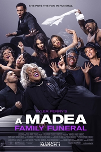 Poster for Tyler Perry's A Madea Family Funeral