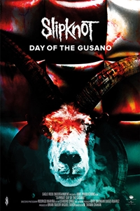 Poster of Slipknot: Day of the Gusano