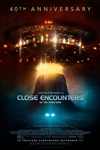 Close Encounters of the Third Kind 40th Anniversary Release Poster
