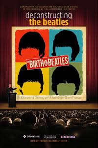 Deconstructing the Beatles: The Birth of the Beatles Poster