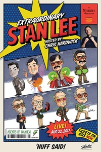 Poster for Extraordinary: Stan Lee