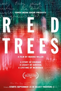 Poster of Red Trees
