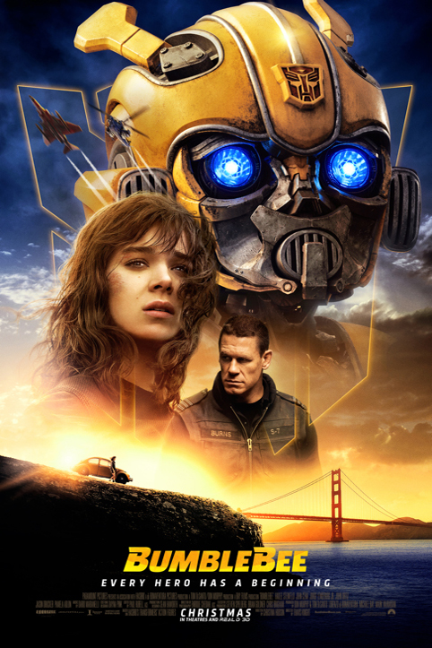 Poster for Bumblebee