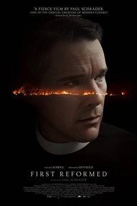 Poster for First Reformed
