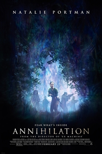 Caption Poster for Annihilation