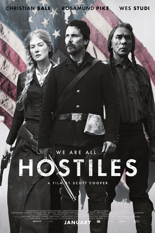 Poster for Hostiles