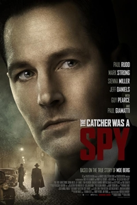 Catcher Was A Spy, The Poster
