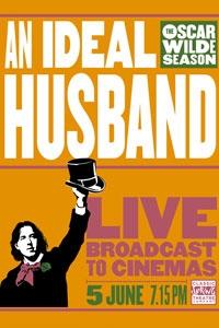 Oscar Wilde Season: An Ideal Husband Poster