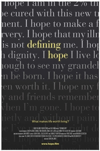 Poster for Defining Hope