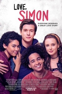 Caption Poster for Love, Simon