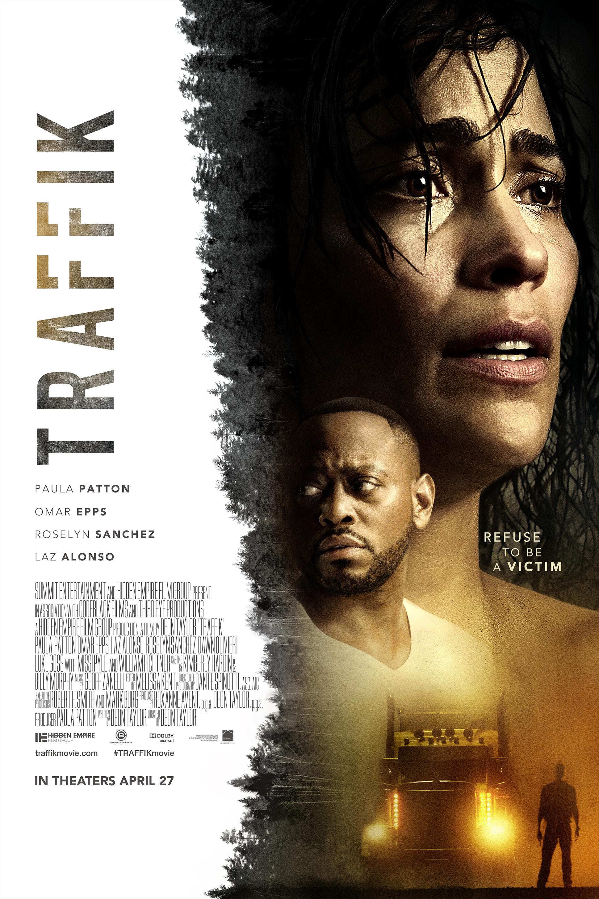 Poster for Traffik