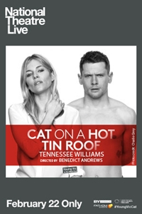 Poster of NT Live: Cat on a Hot Tin Roof