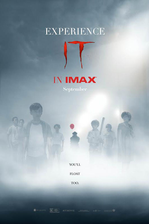Poster for It: The IMAX 2D Experience