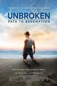 Poster for Unbroken: Path to Redemption
