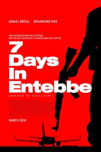 Poster of 7 Days In Entebbe