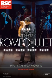 Poster of Royal Shakespeare Company: Romeo and ...