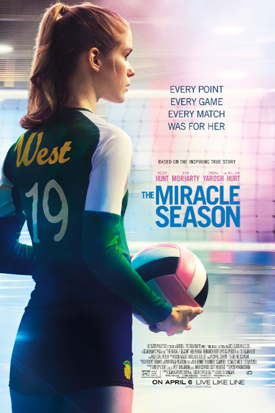 Poster for The Miracle Season