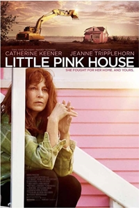 Little Pink House Poster