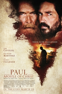 Poster of Paul Apostle of Christ