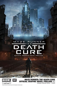Poster for Maze Runner: The Death Cure The IMAX 2D Experience