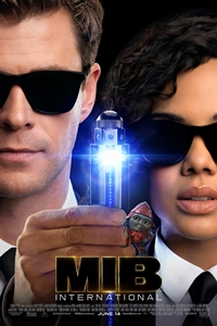 Poster ofMen In Black: International