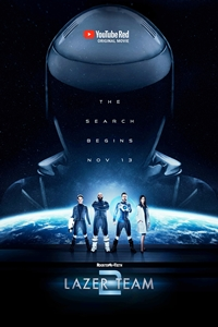 Poster of Lazer Team 2