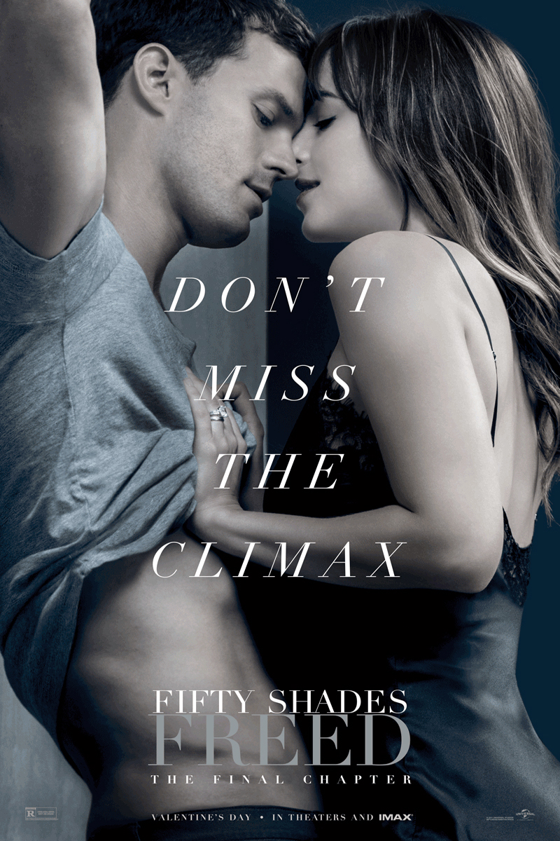 Poster for Fifty Shades Freed: The IMAX 2D Experience