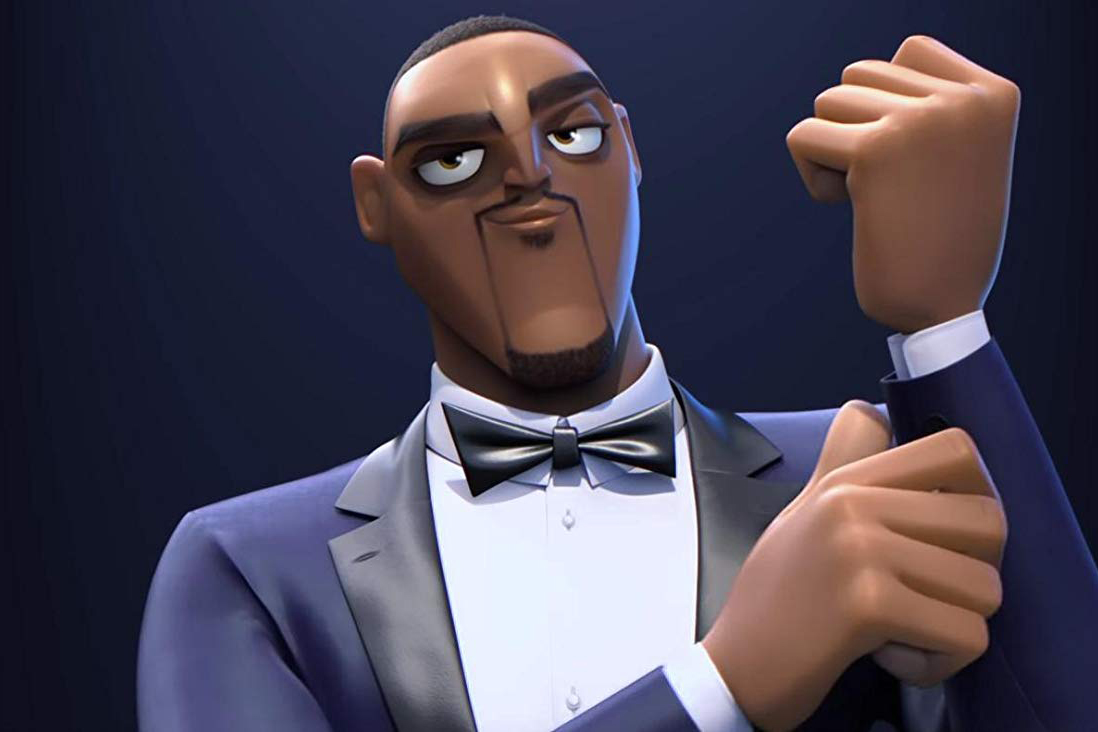 Still 0 for Spies in Disguise