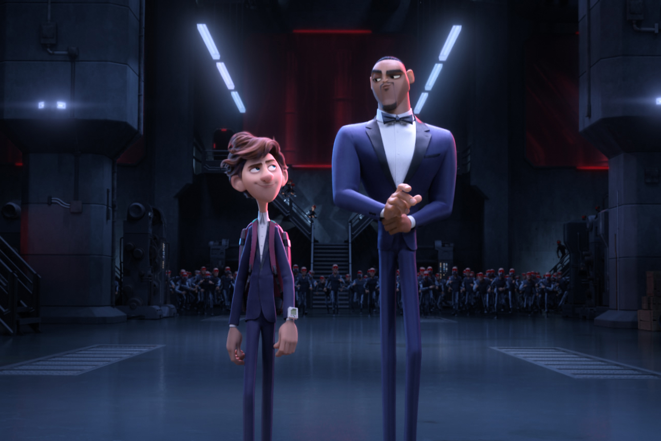Still 3 for Spies in Disguise
