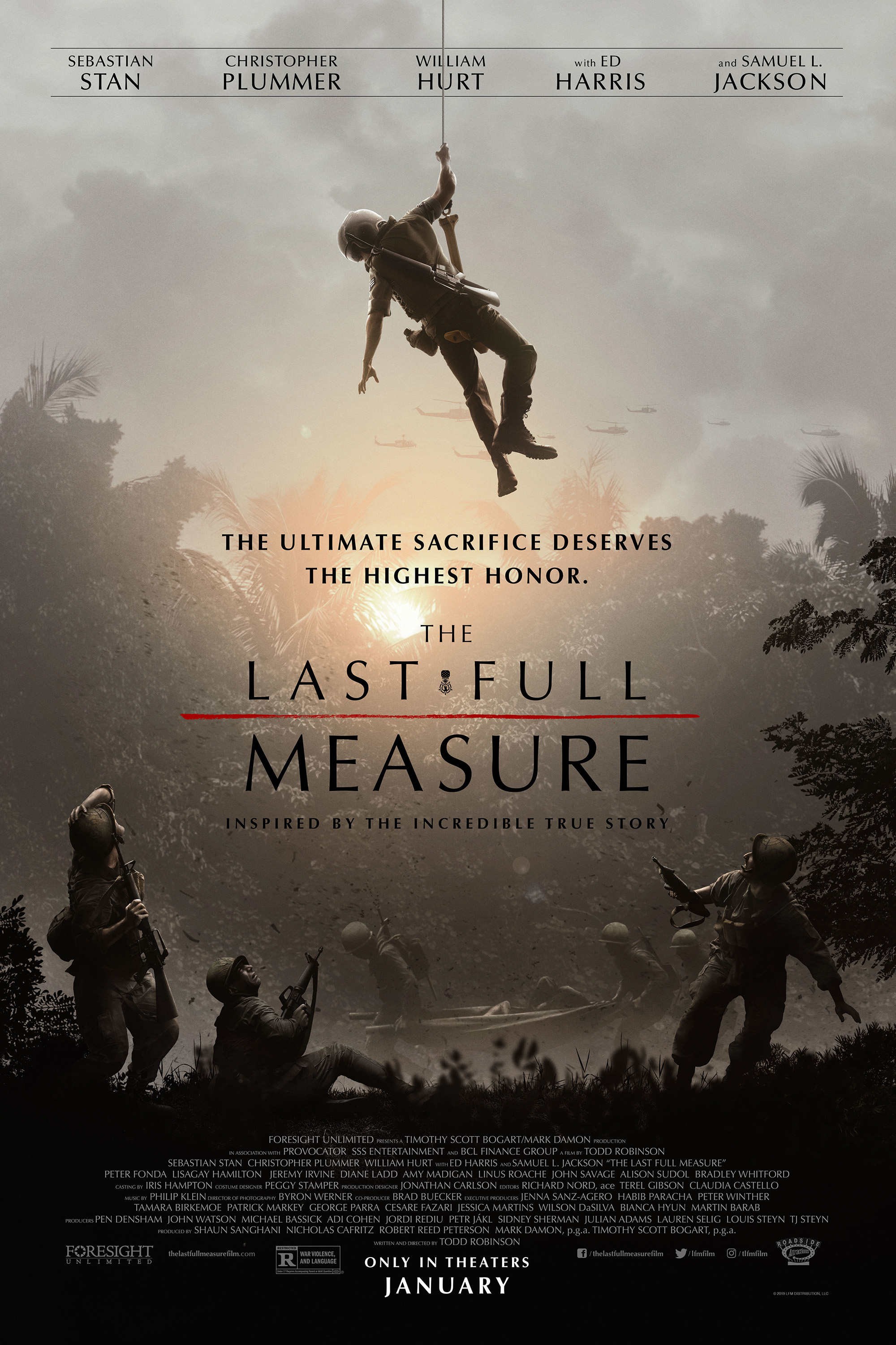Poster for The Last Full Measure