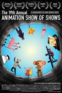 19th Annual Animation Show of Shows, The Poster
