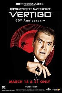 Vertigo 60th Anniversary (1958) presented by TCM