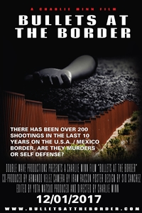 Poster for Bullets at the Border
