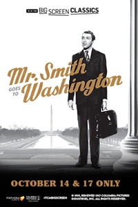 Poster of Mr. Smith Goes to Washington (1939) presented by T