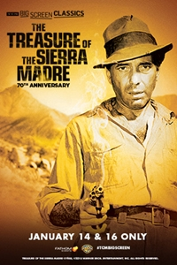 The Treasure of the Sierra Madre 70th Anniversary (1948) presented by TCM