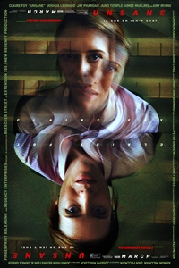 Caption Poster for Unsane