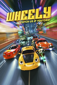 Poster of Wheely